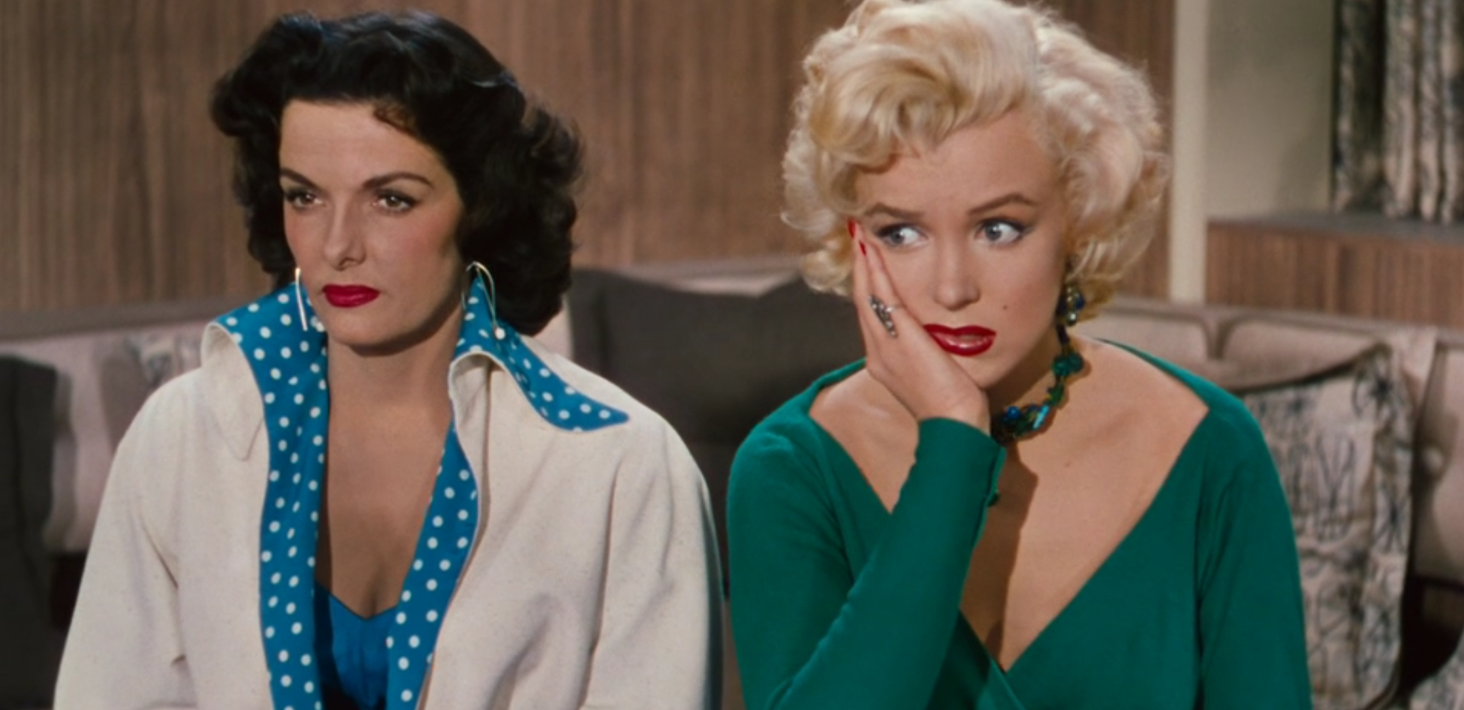 Gentlemen Prefer Blondes: Aint There Anyone Here For Love